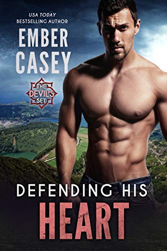 Defending His Heart (The Devil's Set #4) by Ember Casey
