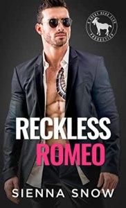 Reckless Romeo (Cocky Hero Club) by Sienna Snow