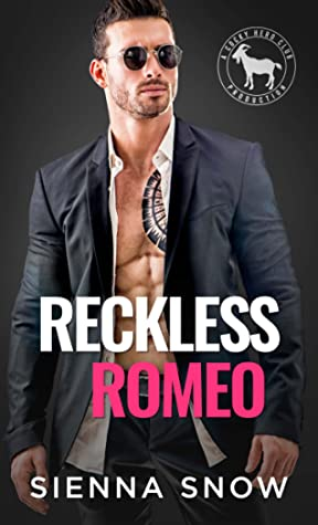 Reckless Romeo (Cocky Hero Club) by Sienna Snow