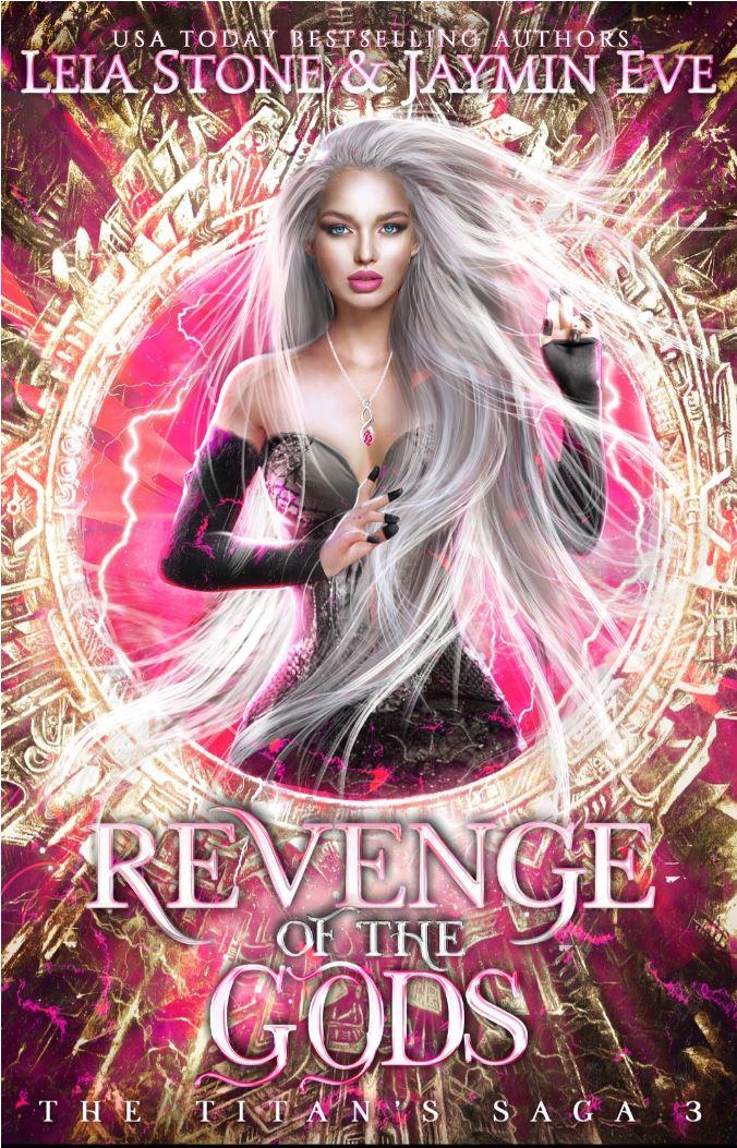 Revenge of The Gods by Jaymin Eve & Leia Stone