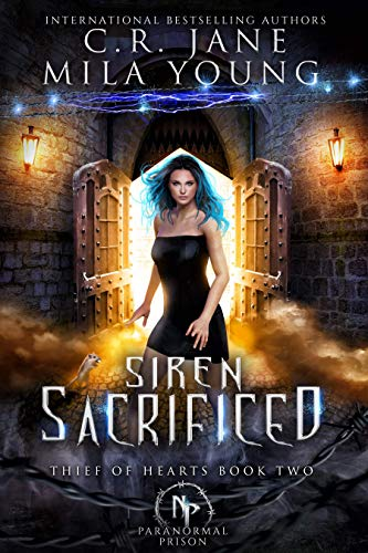 Siren Sacrificed by C.R. Jane