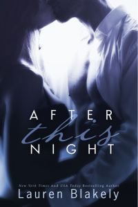After This Night lauren blakely