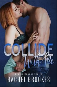 Collide With Me by Rachel Brookes