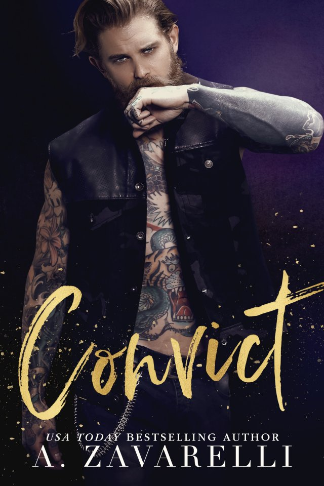 Convict by A. Zavarelli