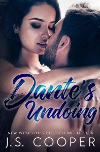 Dante's Undoing (Dante's Allure Book 2) by J. S. Cooper