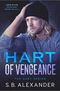 Hart of Vengeance by S. B. Alexander