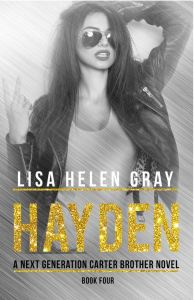 Hayden by Lisa Helen Gray