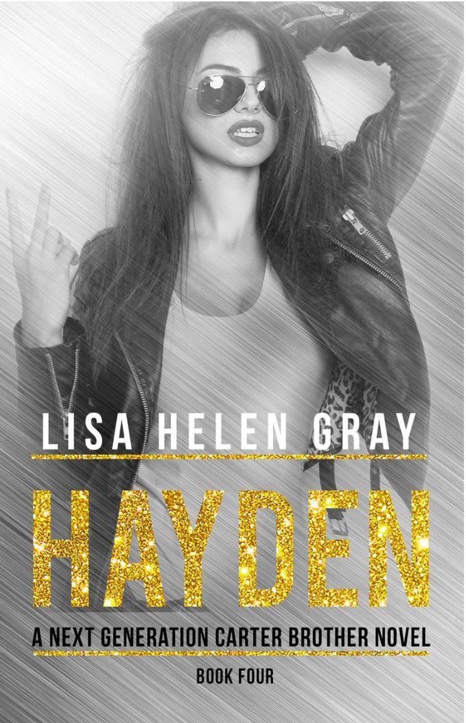Hayden by Lisa Helen Gray