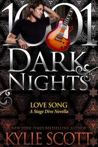 Cover Reveal Love Song by Kylie Scott