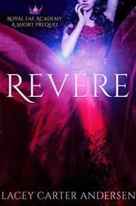 Revere by Lacey Carter Andersen