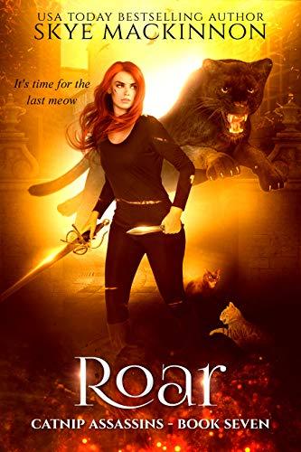 Roar by Skye MacKinnon