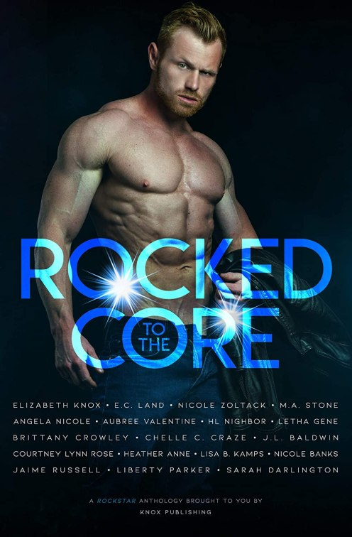 Rocked to the Core A Rockstar Anthology