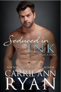 Seduced in Ink (Montgomery Ink Boulder #4) by Carrie Ann Ryan