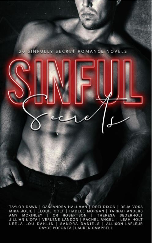 Sinful Secrets A Contemporary Romance Boxed Set