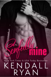 Sinfully Mine (Lessons with the Dom #2) By Kendall Ryan
