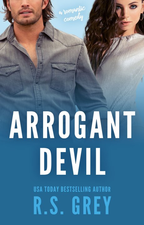 Arrogant Devil by R.S. Grey