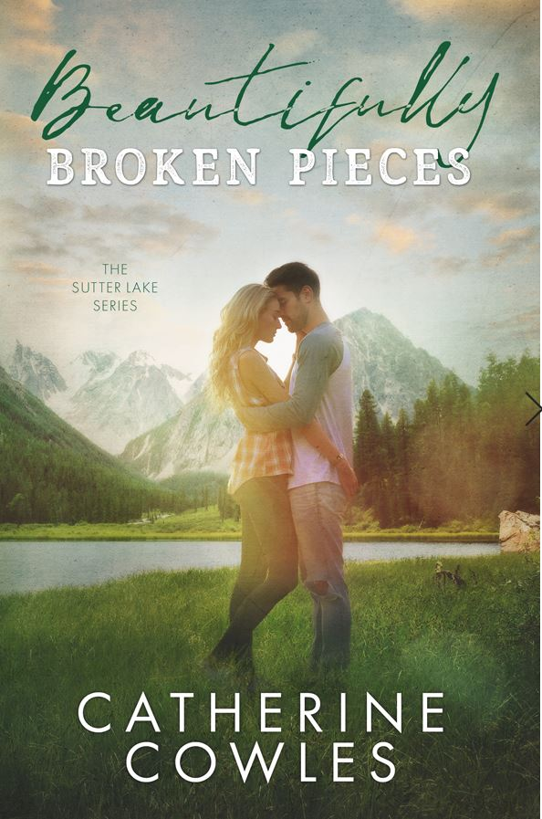 Beautifully Broken Pieces by Catherine Cowles