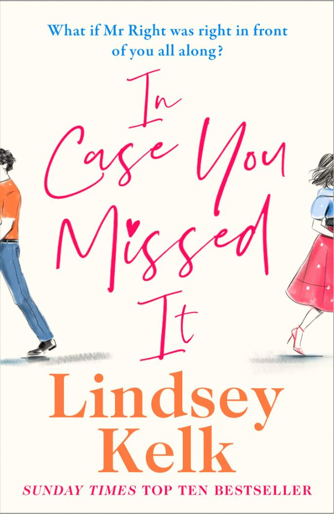 Cover Reveal In Case You Missed It by Lindsey Kelk - www ...