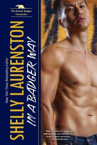 In a Badger Way by Shelly Laurenston
