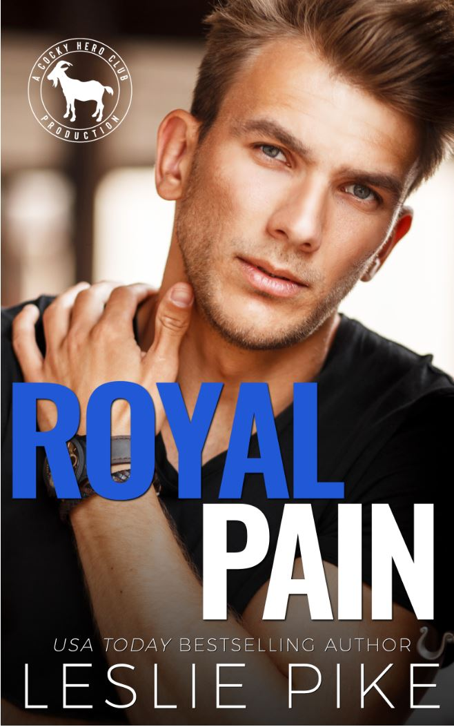 Royal Pain by Leslie Pike
