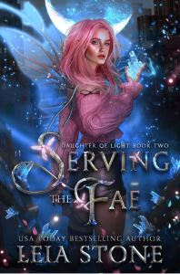 Serving the Fae by Leia Stone