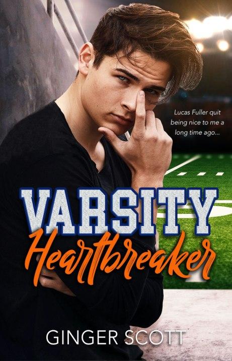 Varsity Heartbreaker by Ginger Scott
