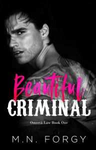 Beautiful Criminal by M.N. Forgy
