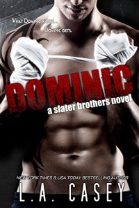 Book Review Dominic by L.A. Casey