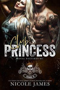 Cover Reveal Club Princess by Nicole James