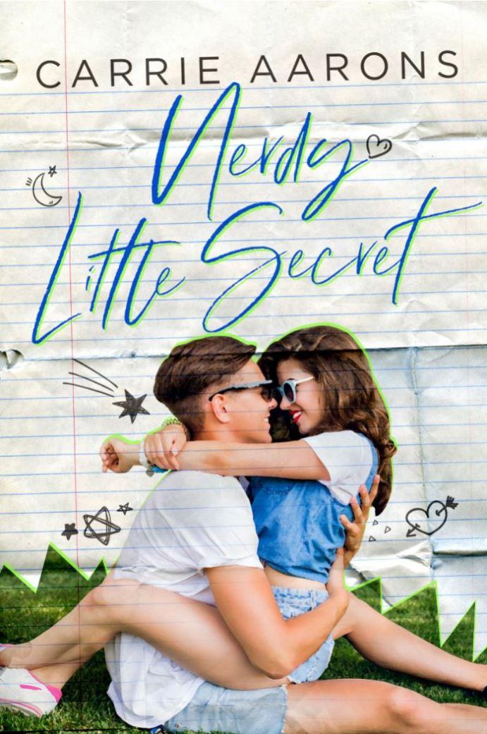 Nerdy Little Secret by Carrie Aarons