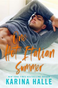 One Hot Italian Summer by Karina Halle