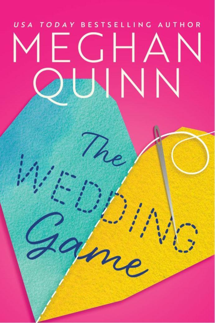 The Wedding Game by Meghan Quinn