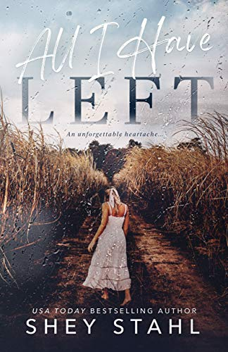 All I Have Left by Shey Stahl