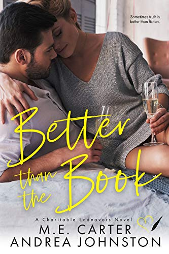 Better than the Book by M.E. Carter