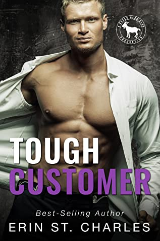 Tough Customer (Cocky Hero Club) by Erin St. Charles