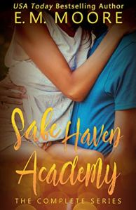Safe Haven Academy by E. M. Moore
