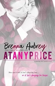 Book Review At Any Price by Brenna Aubrey