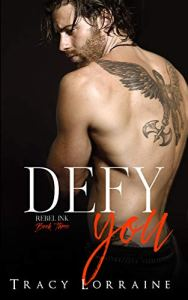 Defy You by Tracy Lorraine