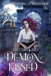 Demon Kissed by Katie May