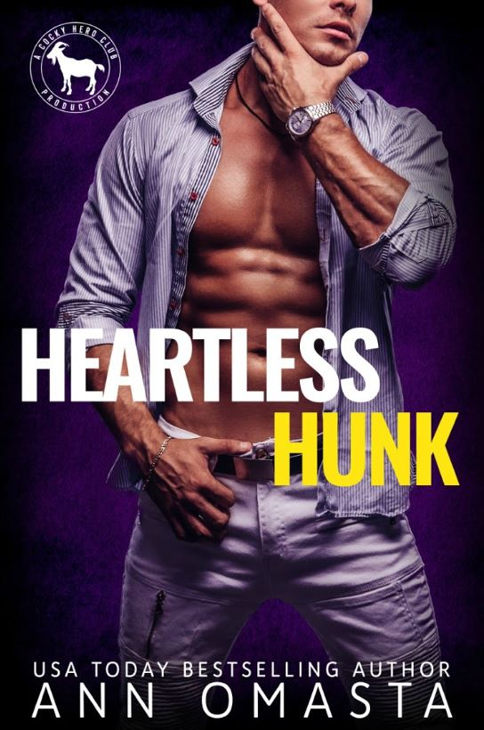 Heartless Hunk by Ann Omasta