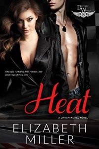 Cover Reveal Heat by Elizabeth Miller