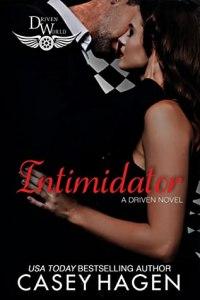 Cover Reveal Intimidator by Casey Hagen