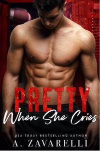Pretty When She Cries by A. Zavarelli