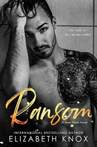 Cover Reveal Ransom by Elizabeth Knox