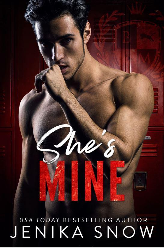 She's Mine by Jenika Snow