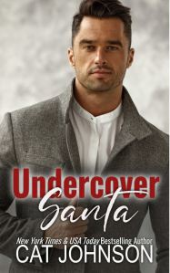 Cover Reveal Undercover Santa by Cat Johnson