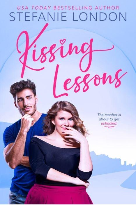 Kissing Lessons by Stefanie London