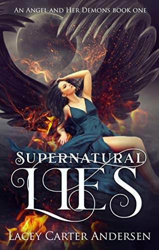 Supernatural Lies by Lacey Carter Andersen