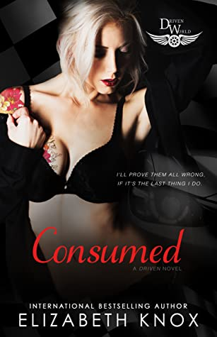 Consumed by Elizabeth Knox