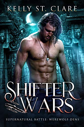 Shifter Wars by Kelly St. Clare